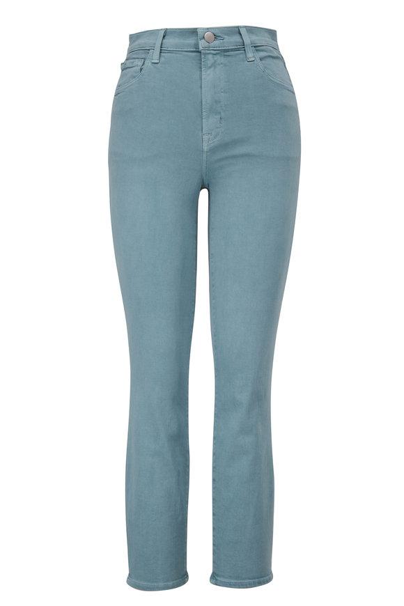 J Brand Alma Layke Crop Straight Jean