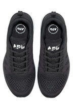 APL Athletic Propulsion Labs - Pro Black TechLoom Sneaker