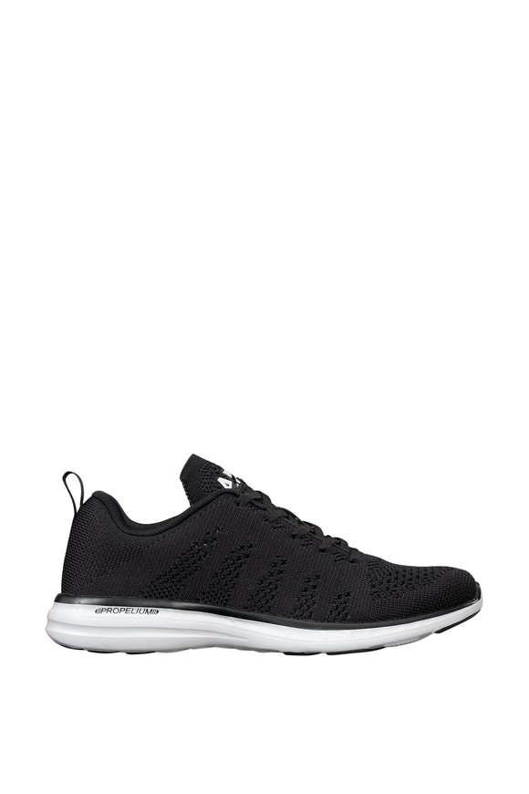 APL Athletic Propulsion Labs Pro Black TechLoom Sneaker