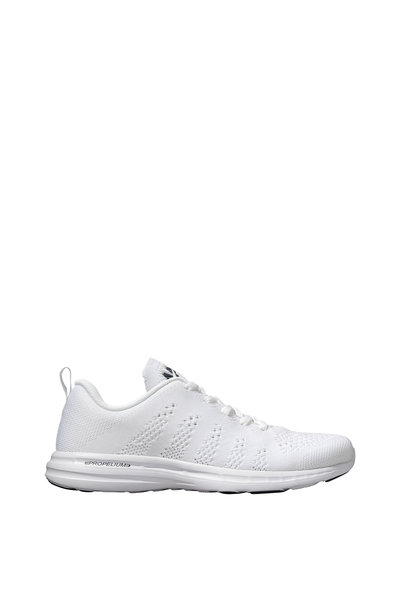 APL Athletic Propulsion Labs - Pro White TechLoom Sneaker