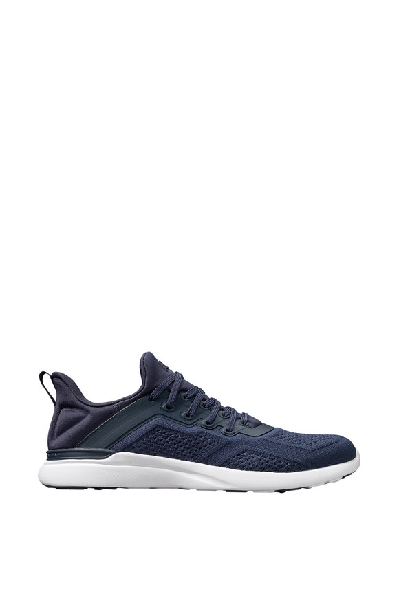 APL Athletic Propulsion Labs Tracer Midnight TechLoom Sneaker
