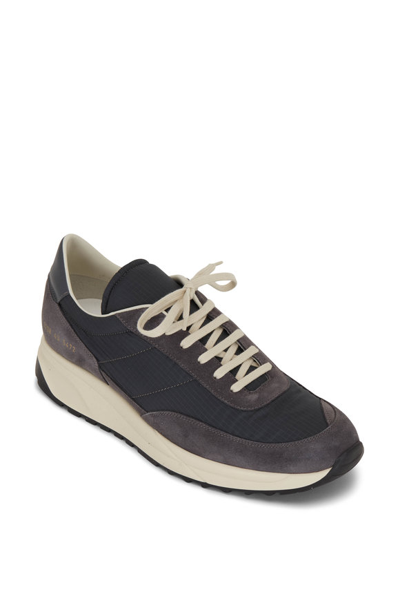 Common Projects Track Classic Dark Gray Trainer