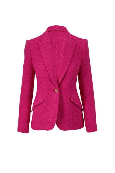 L'Agence - Chamberlain Rose Tweed Blazer