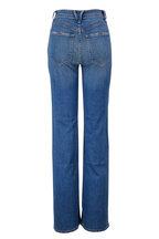 Veronica Beard - Crosbie Waterfall High-Rise Wide Leg Jean