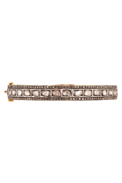 Loren Jewels - Diamond Bangle Bracelet