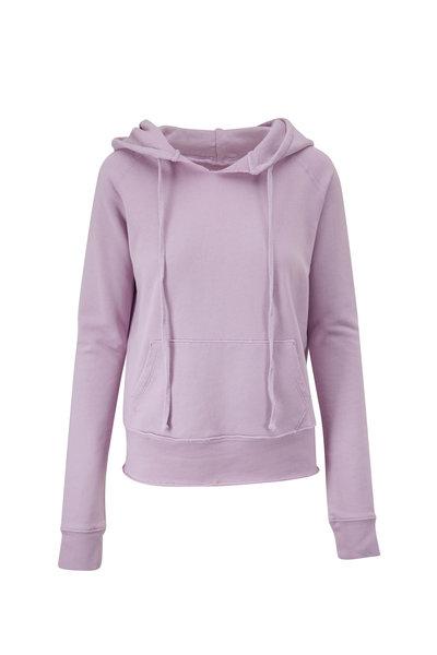 Nili Lotan - Rayne Light Lavender Sweatshirt