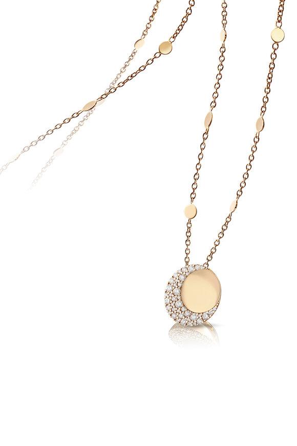 Pasquale Bruni 18K Rose Gold Luce Necklace