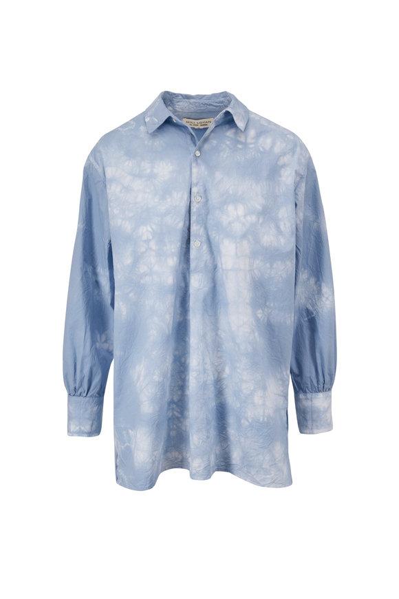 Nili Lotan Ambrose Blue & White Stripe Tunic