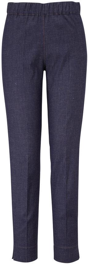 D.Exterior Classic Denim Pull-On Pant