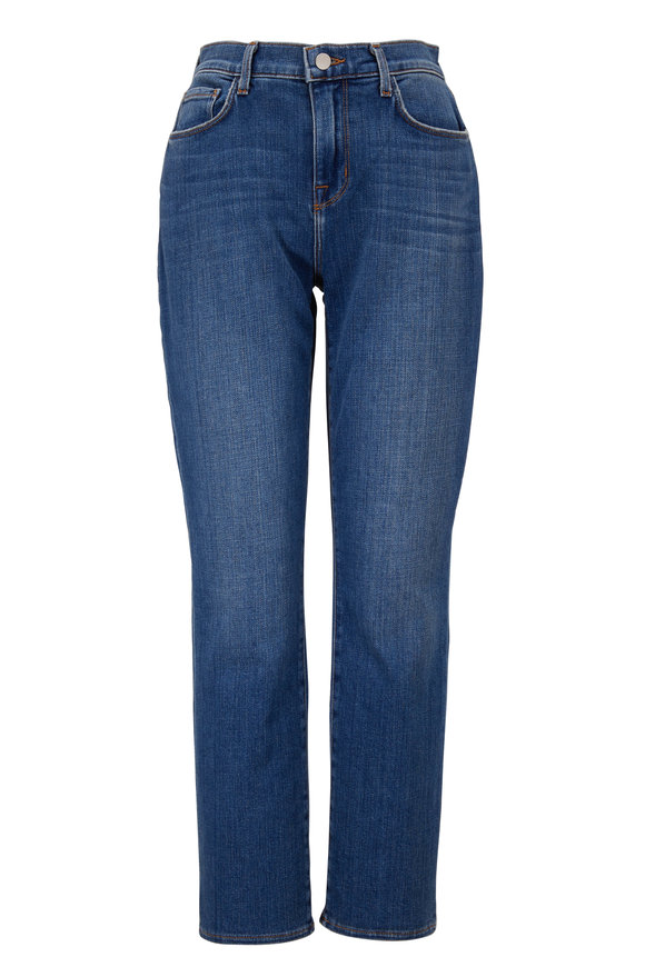 L'Agence Shane Authentique Slouchy Straight Jean