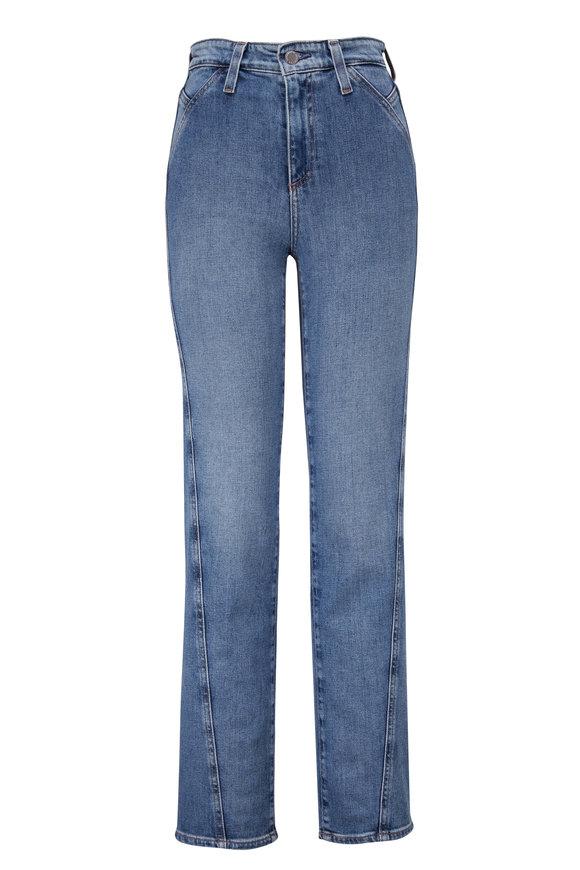 AG Alexxis Embrace Angled Seam Straight Jean