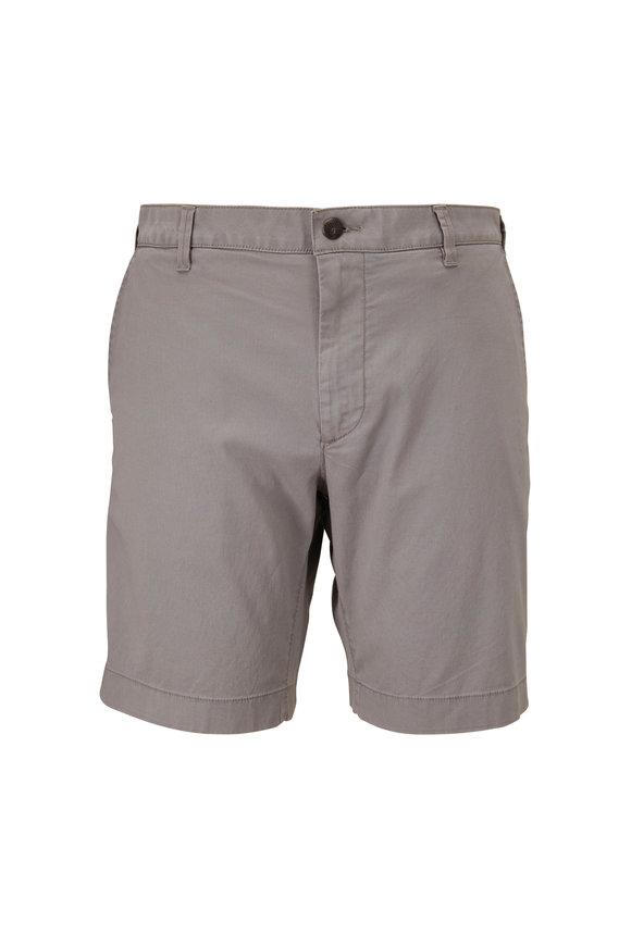 Faherty Brand Island Life Fog Gray Shorts