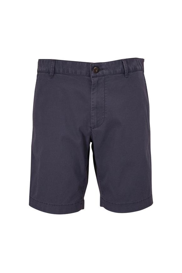 Faherty Brand Island Life Vintage Navy Shorts