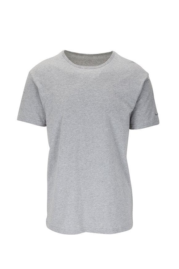 Paul Smith Gray, Black & White Three Pack Crewneck T-Shirts