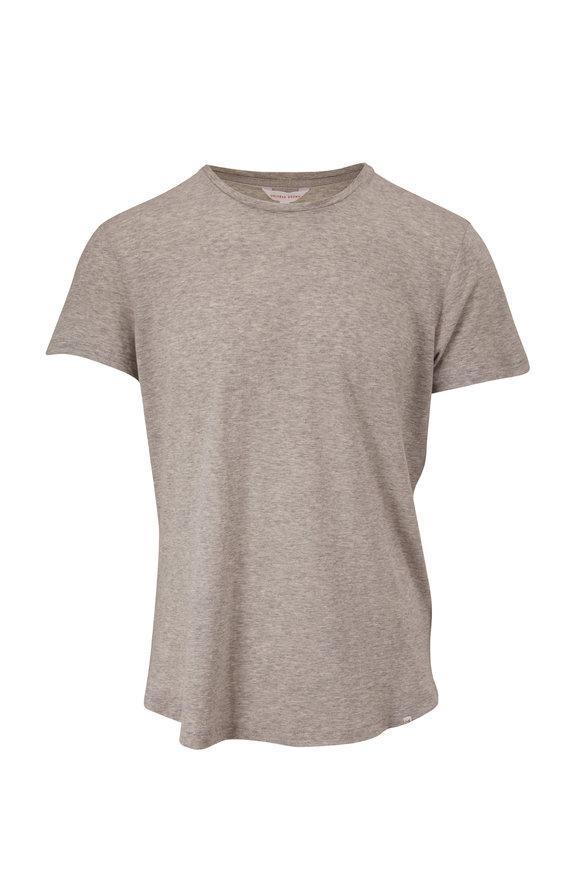 Orlebar Brown OB-T Mid Gray Melange T-Shirt