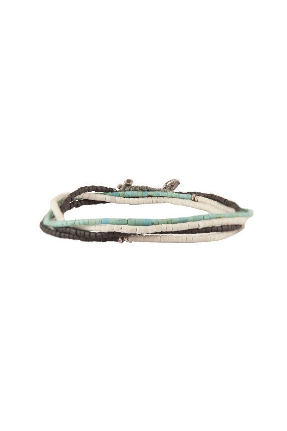 M. Cohen Silver Mini Horizon Convertible Bracelet