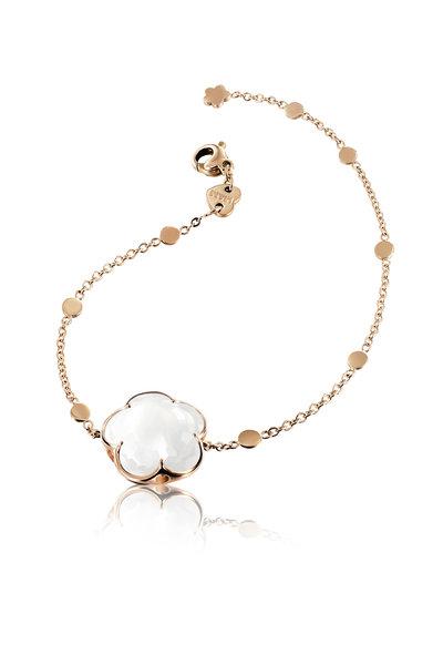 Pasquale Bruni - Rise Gold Bon Ton Single Stone Bracelet