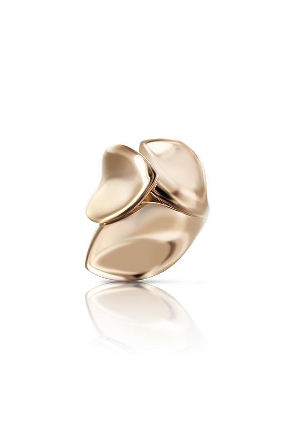 Pasquale Bruni Rose Gold Giardini Segreti Flower Ring