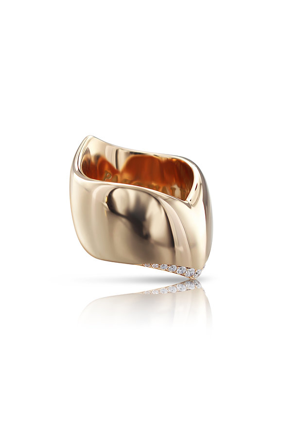 Pasquale Bruni 18K Rose Gold Touch Ring