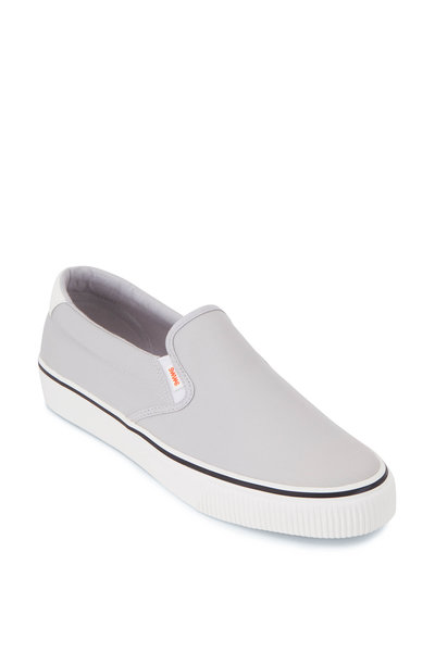 Swims - 24 Hour Gray Slip On Sneaker