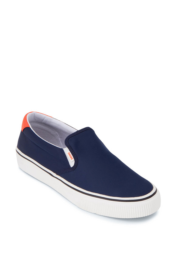 Swims 24 Hour Navy Slip On Sneaker