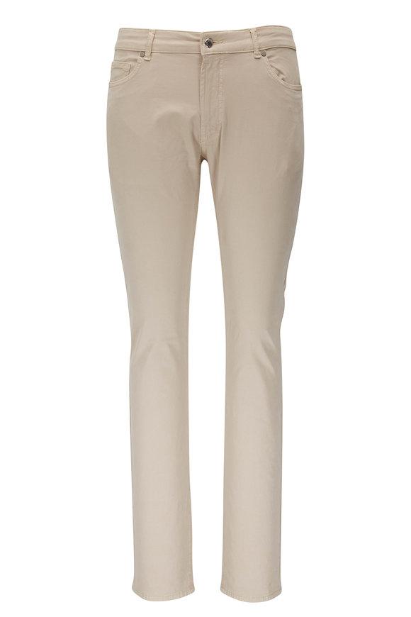 Peter Millar Wayfare Stone Crown Comfort Five Pocket Pant