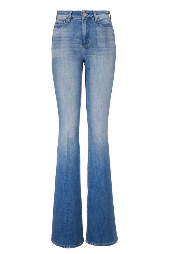 L'Agence Bell Ashford High-Rise Flare Jean