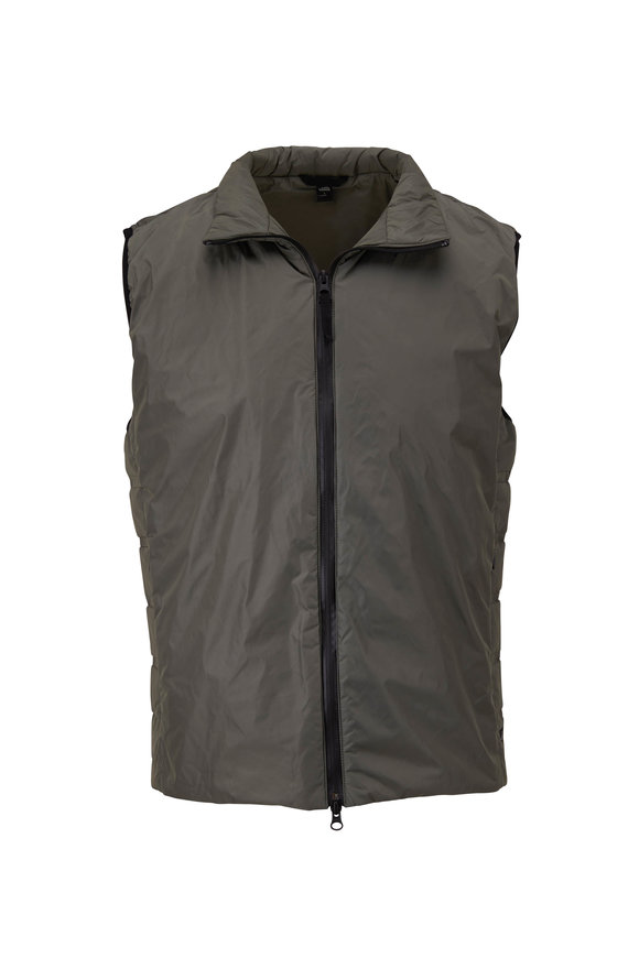 WAHTS Army Green Sport Vest