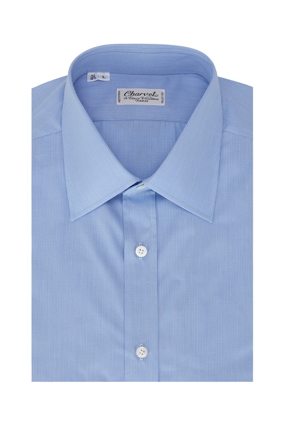 Charvet Tonal Stripe Sport Shirt