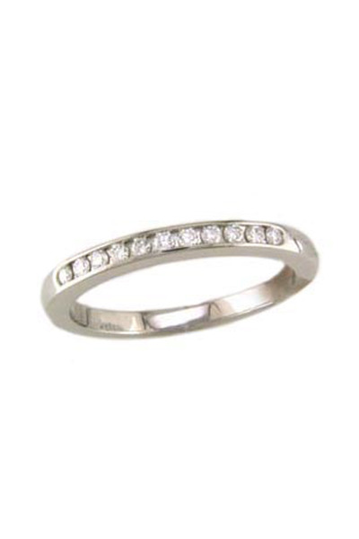 Oscar Heyman - Diamond Eternity Ring