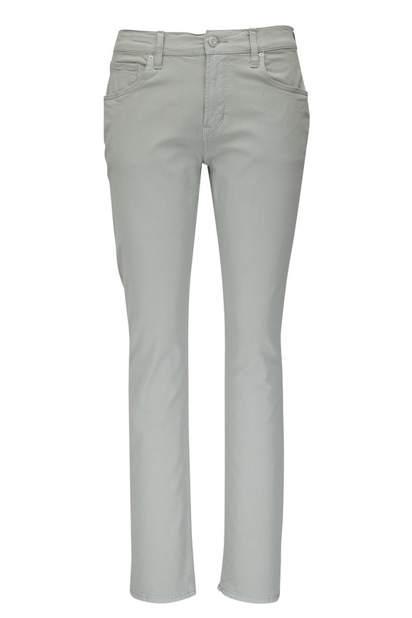 Hudson Clothing Blake Minted Five Pocket Slim Straight Jean