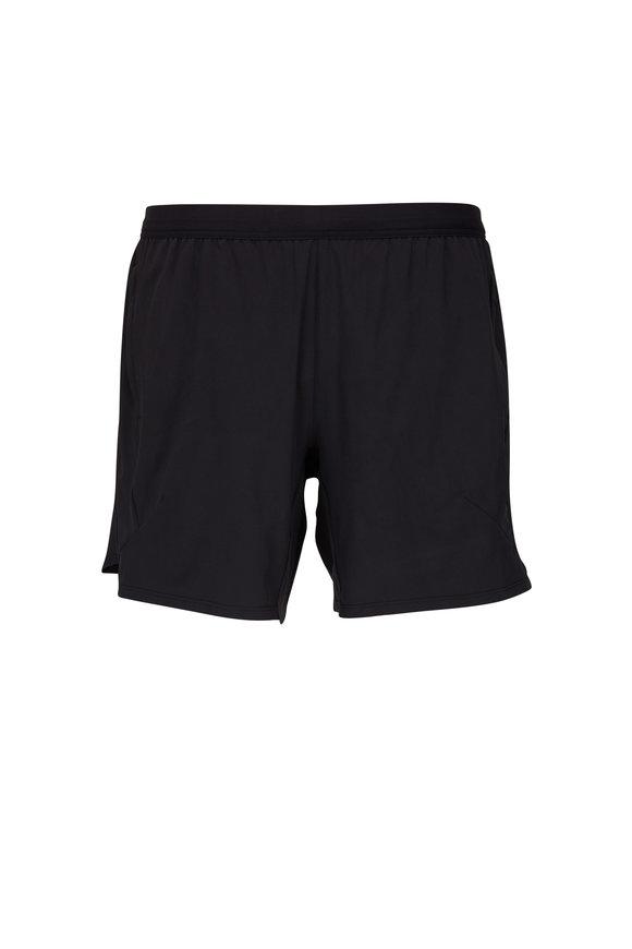 Fourlaps Command Black Training Shorts
