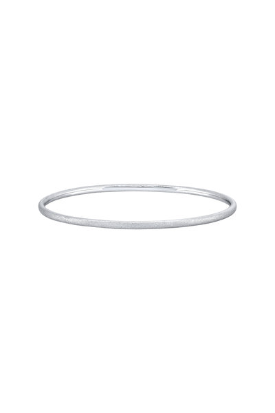 Aaron Henry - SMALL WIDTH EMBRACE BANGLE