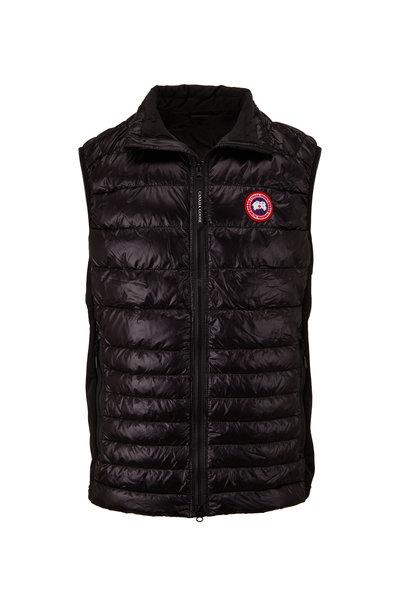 Canada Goose - Hybridge Lite Black Down Vest