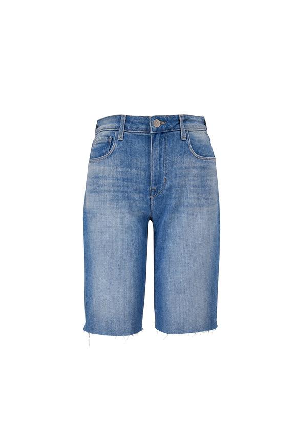 L'Agence Taylor Ashford High-Rise Shorts