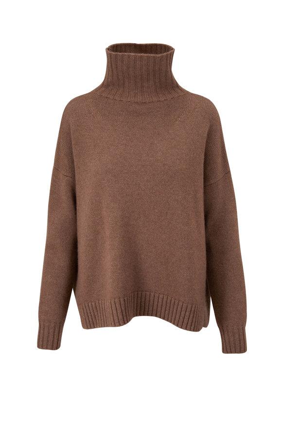 Max Mara Trau Wool & Cashmere Turtleneck Sweater