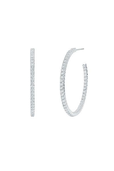 Kwiat - Diamond Hood Earring
