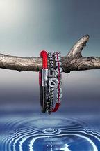 Tateossian - Sterling Silver Venetian Gear Chain Bracelet