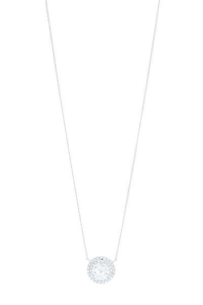 Louis Newman - Diamond Pendant Necklace