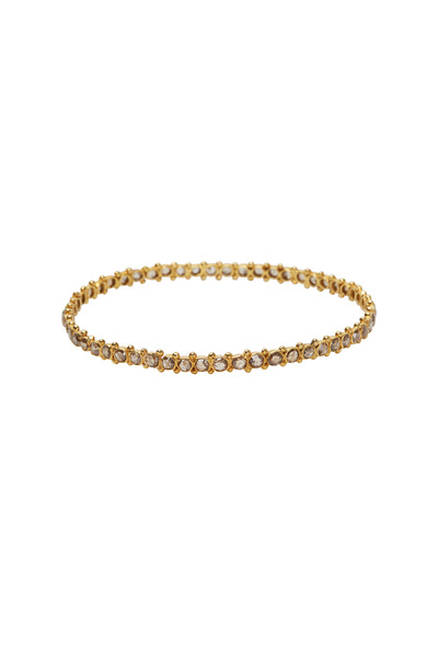 Loren Jewels - 14K Yellow Gold Diamond Bracelet