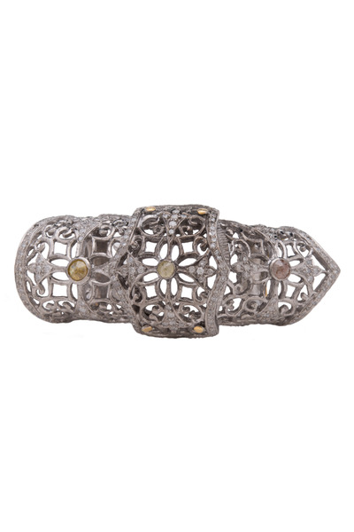 Loren Jewels - Diamond Knuckle Ring