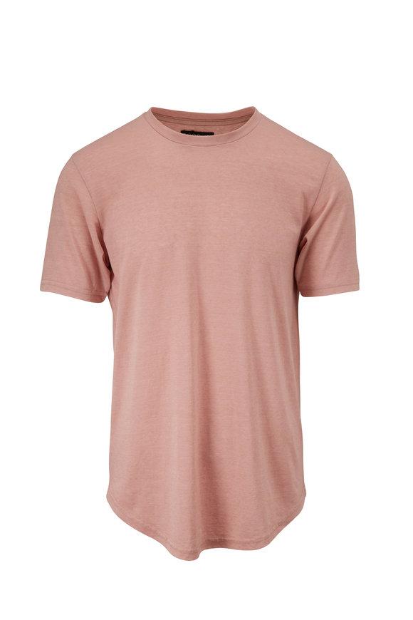 Good Life Pale Mauve Tri-Blend T-Shirt