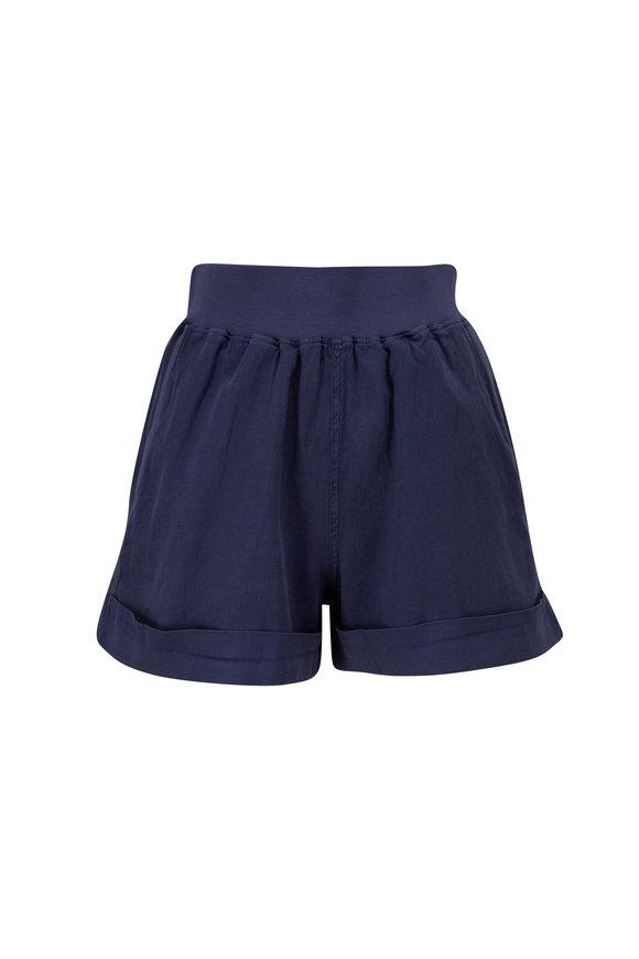 Faherty Brand Arlie Navy Day Shorts