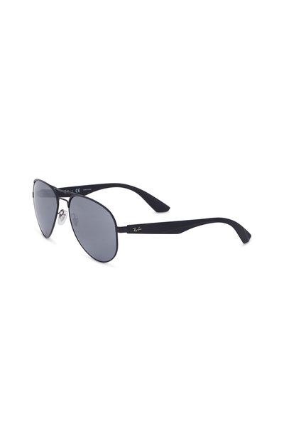 Ray Ban - Pilot Black Sunglasses