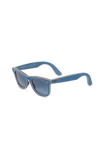 Ray Ban - Original Wayfarer Denim Sunglasses