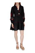 Sachin + Babi - Avery Black Long Sleeve Dress