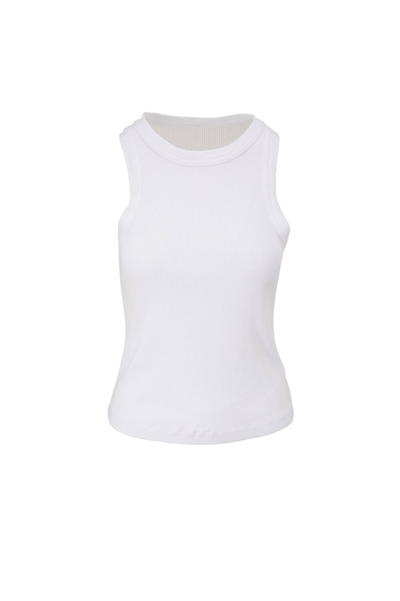 Citizens of Humanity White Isabel Tank