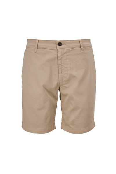 AG - Wanderer Sand Modern Slim Shorts