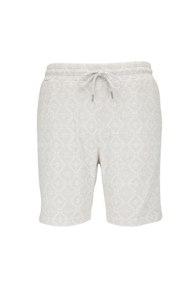 Faherty Brand - Stone Terry Cloth Cabana Sweat Short