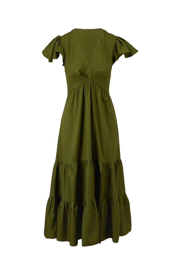 Sachin + Babi Paloma Green Dress